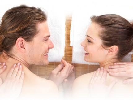 masaža za dva