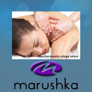 Klasična švedska masaža telesa